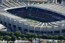 Aerial View of Parc Des Princes