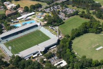 Aerial View Parramatta Stadium