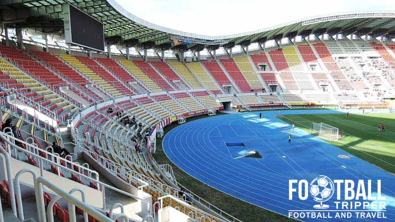 Philip II National Arena - Macedonia | Football Tripper