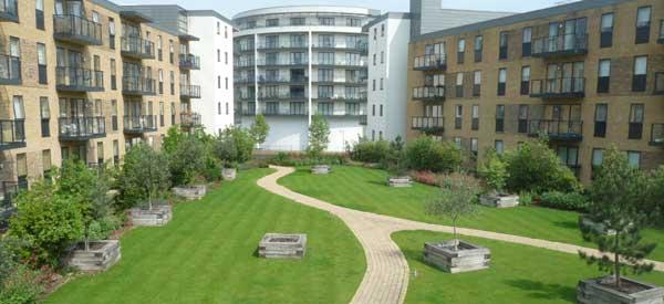 Plough Lane Residential Development
