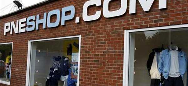 Preston North Ends Club Shop