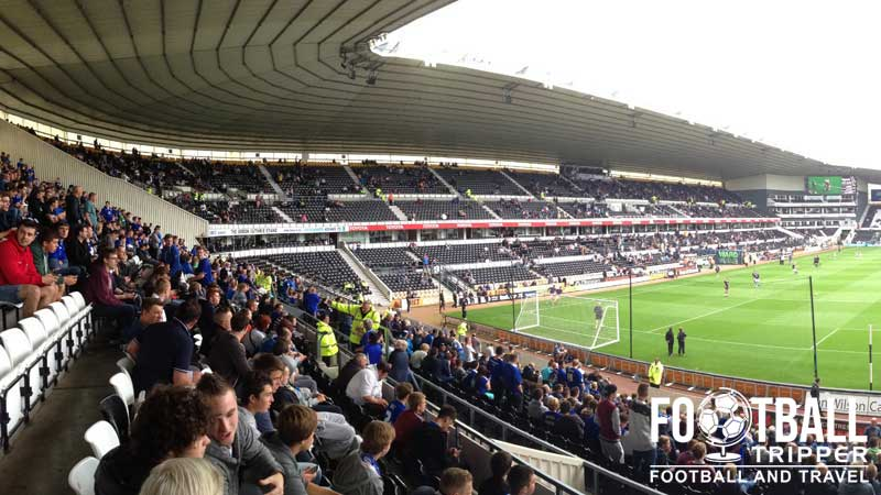 Pride Park Stadium Guide Derby County F C Football Tripper