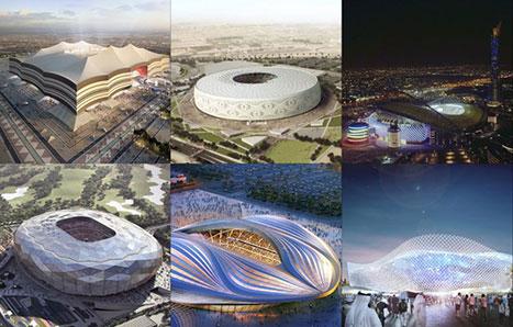 Qatar 2022: World Cup Venues