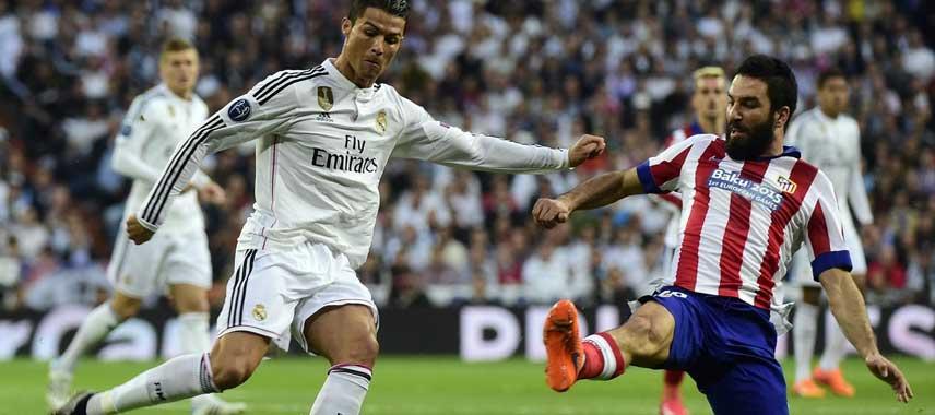Ronaldo v Turan