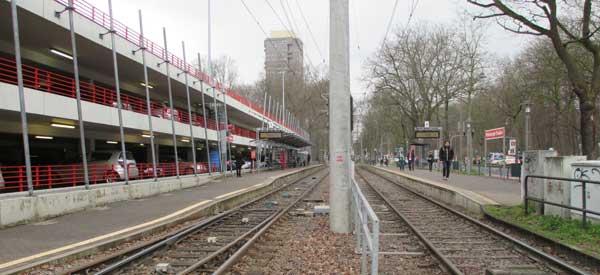 RheinEnergieStadion tram stop