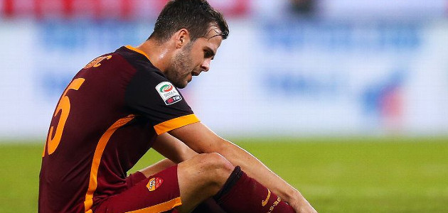Try not to Panic Pjanic. Soon there will be Pjanic on the streets of London!