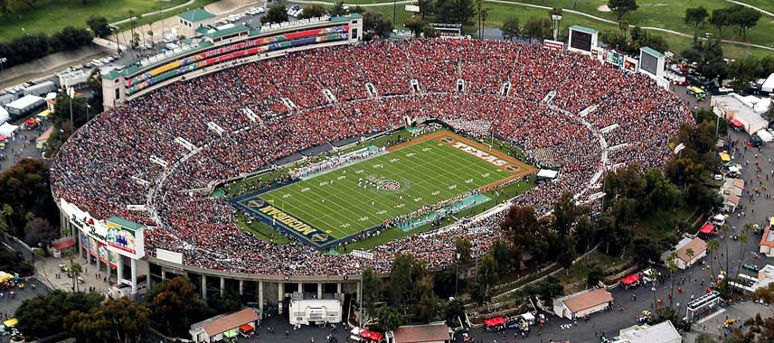 Rose Bowl NFL Stadium USA
