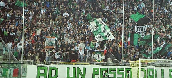 sassuolo-fans