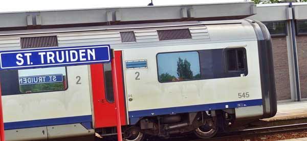 Sint Truiden train station