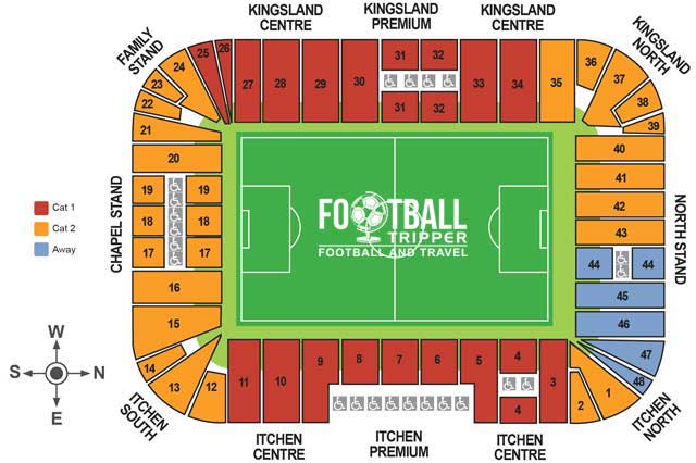 st-marys-stadium-southampton-seating-plan