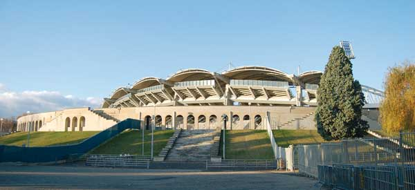 Stade Gerkand exterior