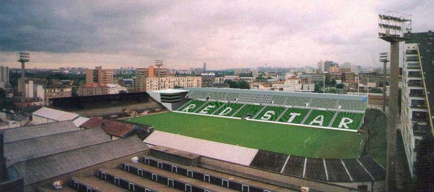 Overview of Stade Bauer Paris