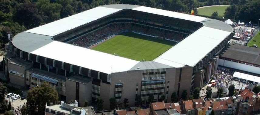 Inside Constant Vanden Stock Stadium
