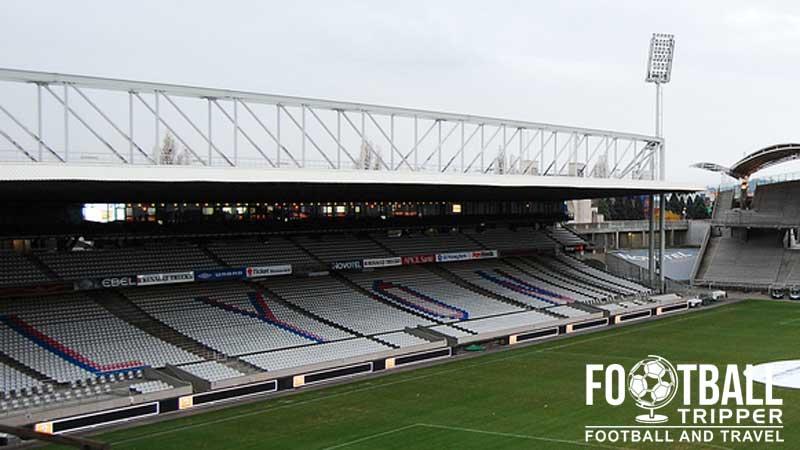 Stade De Gerland Olympique Lyon Guide Football Tripper