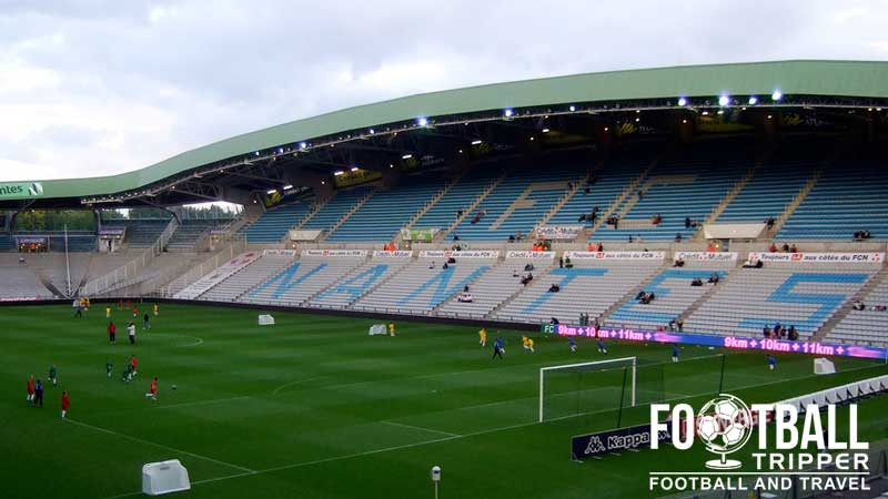 stade de la beaujoire fc nantes guide football tripper. Black Bedroom Furniture Sets. Home Design Ideas