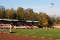 Inside view of Stade Emile Mayrisch