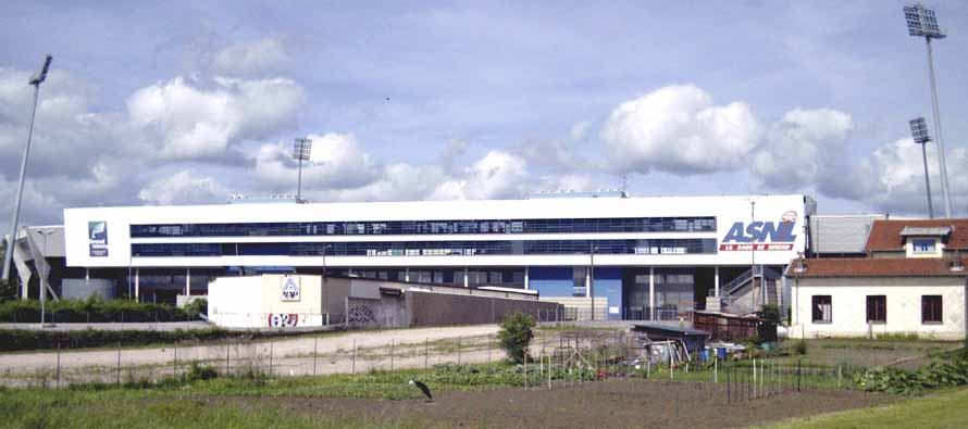 External view of Stade Marcel Picot