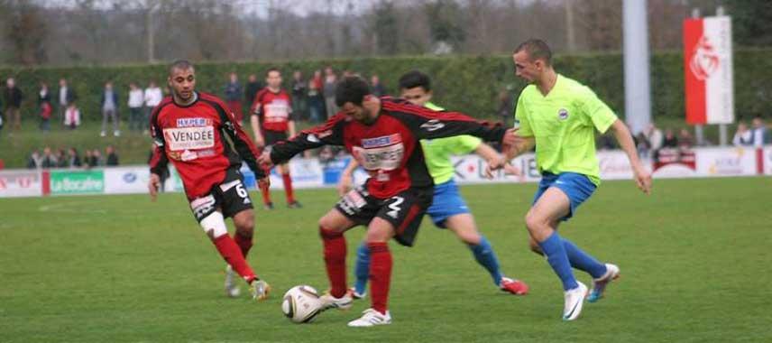 Ongoing match at Stade Massabielle
