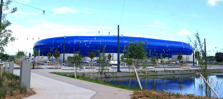 External view of Stade oceane