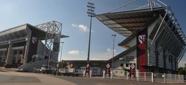 Stade Saint Symphorien.