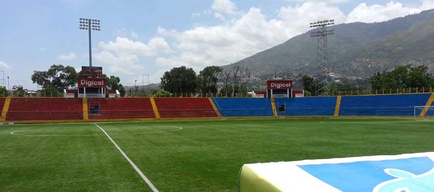 Inside Stade Sylvio Cator