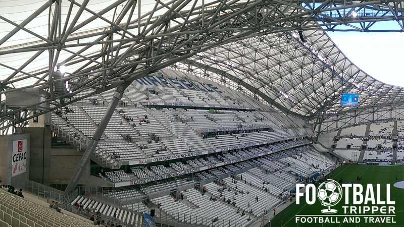 Stade V 233 Ledrome Marseille Guide Football Tripper
