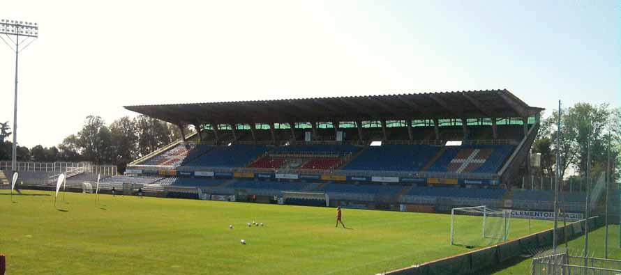 stadio silvio piola main stand
