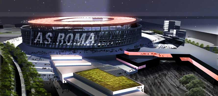 stadio della roma concept