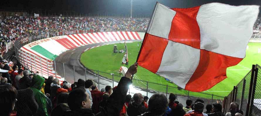 Stadio Franco Ossola fans in Curva