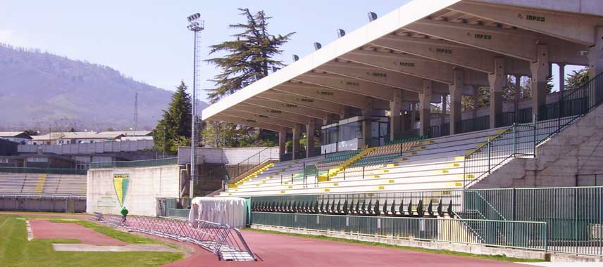 Stadio Arturo Valerio's main stand