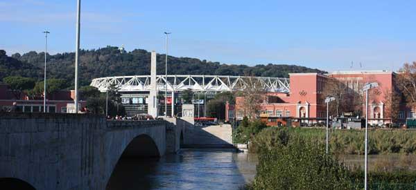Ponte Duca Doasta bridge view