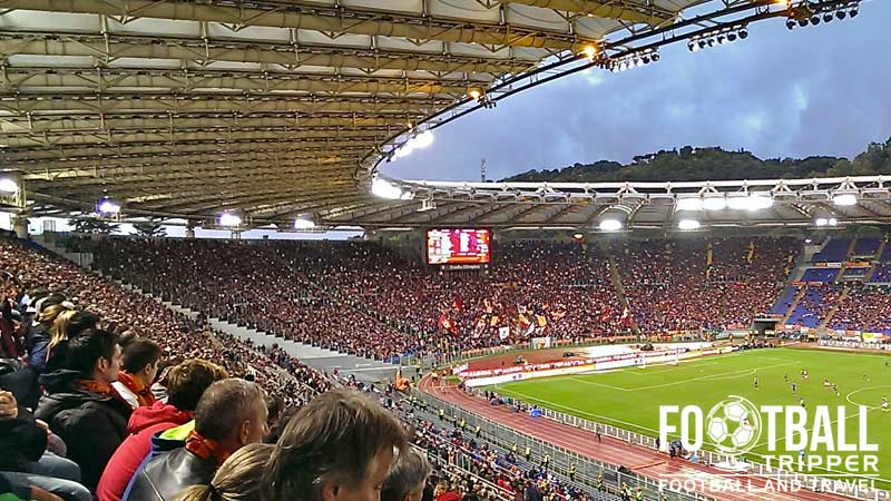 Rome Football Stadium Tour