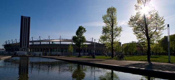 Stadio Olimpico Exterior