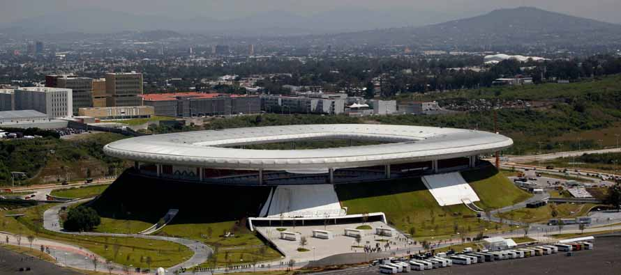 stadio omnilife chivas across the river