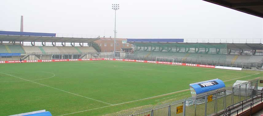 Inside Stadio Pietro Fortunati