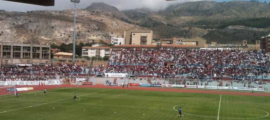 Stadio Polisportivo Provinciale Trapani Calcio Football Tripper