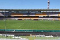 Stadio Via Del Mare's main stand