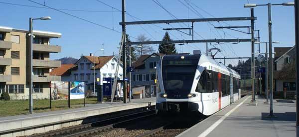 Gallen-Winkeln train station