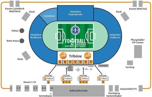 Stadion am bollenfalltor seating plan