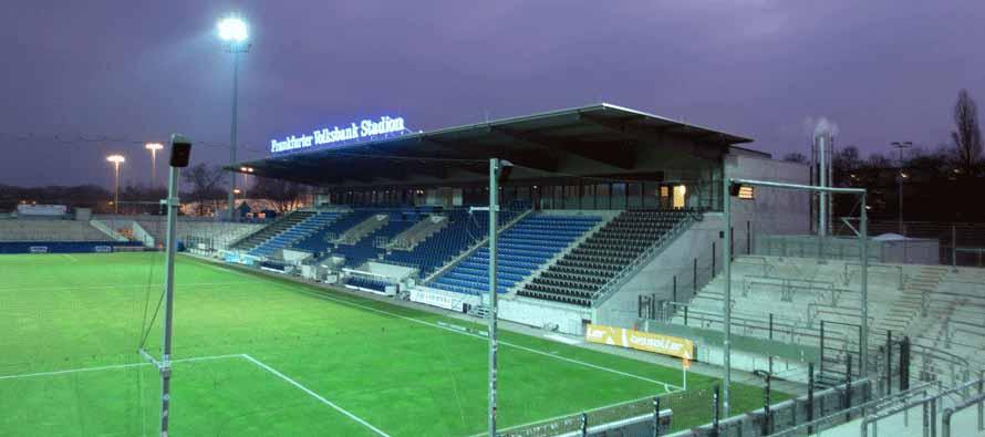 Frankfurter Volksbank Stadion main stand
