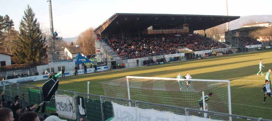 match at stadion brugglifeld