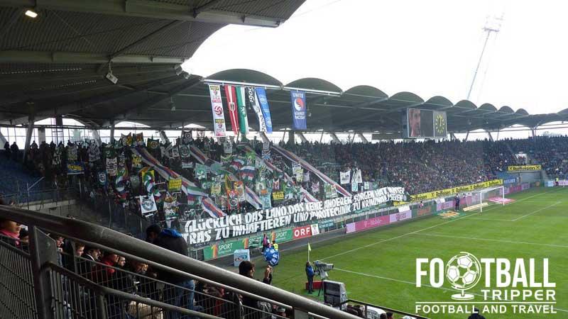 Upc Arena Sk Sturm Graz Football Tripper