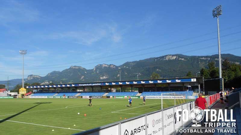 Cashpoint Arena Sc Rheindorf Altach Football Tripper