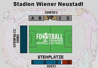 Map of Neustädter Stadion