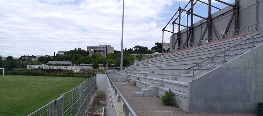 Inside Stade Erbajolo