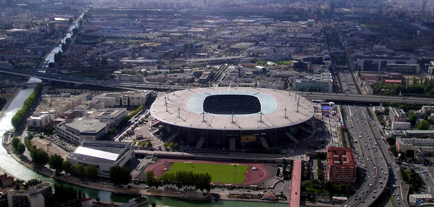 Stadium where the Euro 2016 final will be held