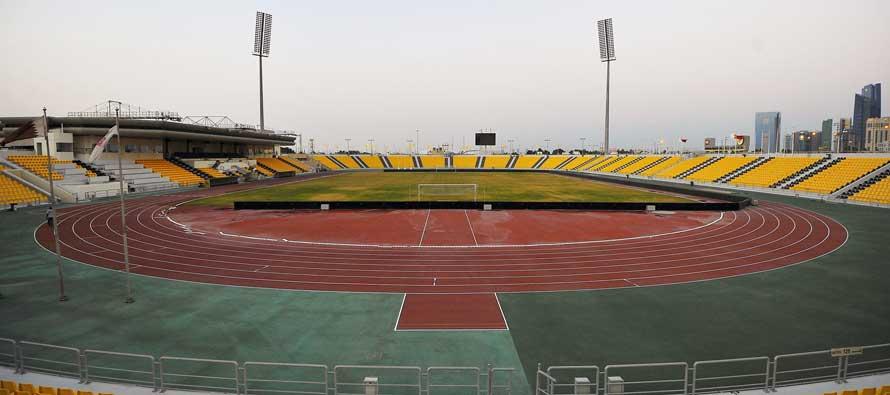 Suhaim Bin Hamad Stadium Interior