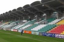 Tallaght Stadium main stand