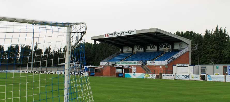 Main Stand Ten acres stadium