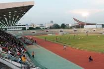 Inside look at Thai's army stadium